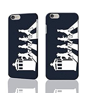 "Tardis The Beatles Doctor Who 3D iphone 6 -4.7 inches Case Skin, fashion design image custom iPhone 6 - 4.7 inches , durable iphone 6 hard 3D case cover for iphone 6 (4.7""), Case New Design By Codystore wangjiang maoyi"