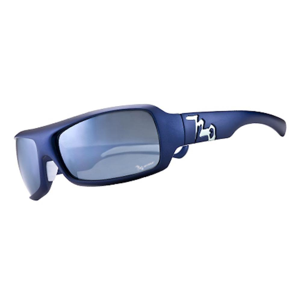 720Armour Sportbrille Urban Kode matt dunkel Blau Blue Fahrrad Brille Ski Snowboard, 720Armour2274