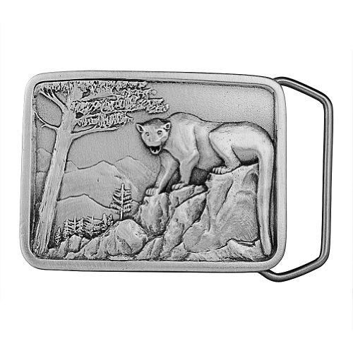 Stalking Cougar Belt Buckle 01-U97 IMC-Retail