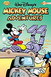 Mickey Mouse Adventures Volume 5 (Mickey Mouse Adventures (Graphic Novels))