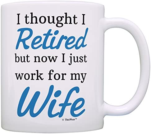Retirement Ideas Retired Funny Coffee product image