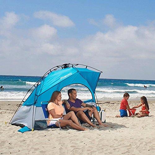 Lightspeed Technology Outdoors- Quick Shelter Beach Tent