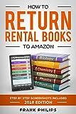How to Return Rental Books to Amazon
