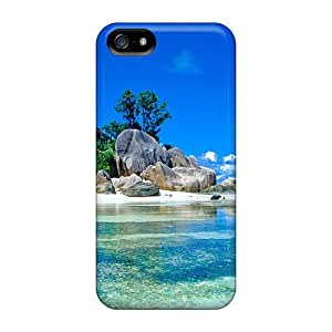Perfect Fit Ztj7787VAvL Beautiful Seychelles Cases For Iphone - 5/5s