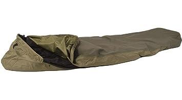 Mil-Tec Modular - Saco de dormir (3 capas) verde verde oliva Talla