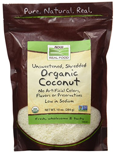 Top 10 Organic Shredded Coconut Food Service Size
