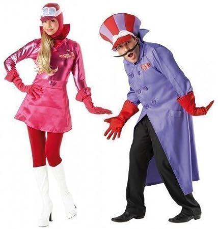 Juego de disfraces de Halloween para parejas, diseño de Pierre ...