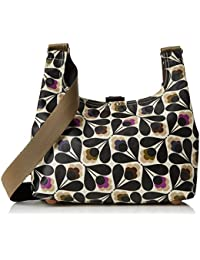 Matt Laminated Sycamore Seed Print Mini Sling Bag