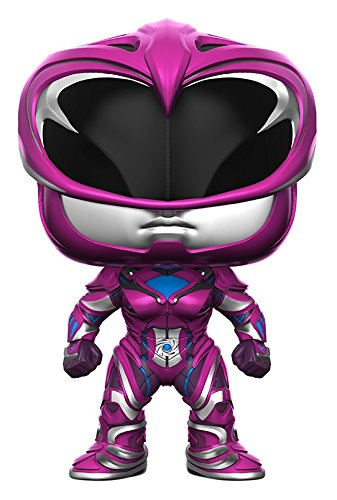 Funko POP Movies: Power Rangers Pink Ranger Toy Figure