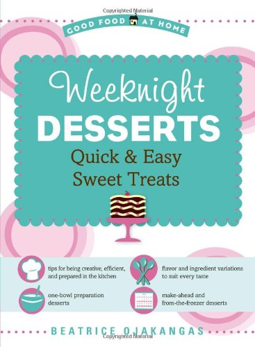 Weeknight Desserts: Quick & Easy Sweet Treats