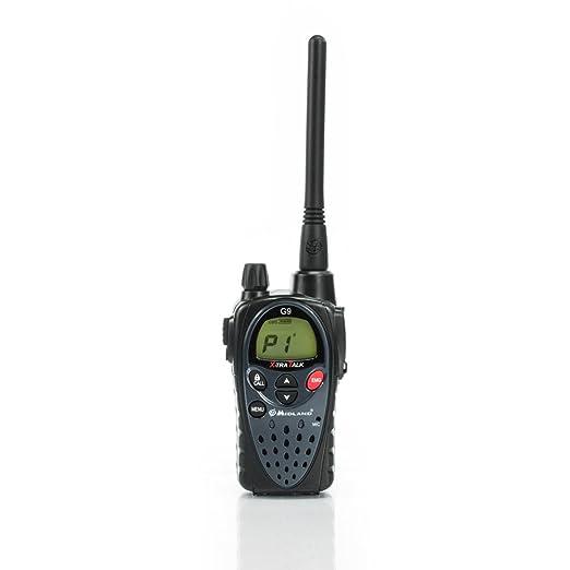 40 opinioni per Midland G9 PMR446 / LPD Radio ricetrasmittente dual band walkie talkie