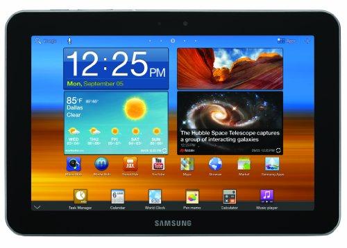 Samsung Galaxy GT-P7310MVGR  32GB Tablet - Metallic Gray