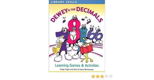 Amazon.com: Dewey & the Decimals: Learning Games & Activities ...