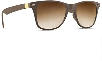 563fce6bb0 JULI Unisex Sunglasses Polarized for men women Classic Brand UV400  Protection TR90 P4195