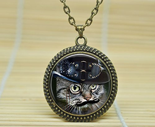 Sunshine day artartlee1602 sunshine day fashion necklace for Cat in the hat jewelry