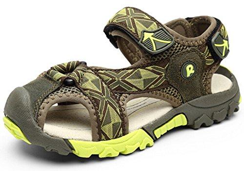 Leather Back Strap Sandal - 8