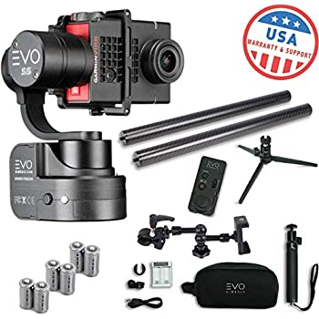 Amazon.com : EVO SS Wearable Gimbal Stabilizer for GoPro