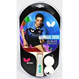 Butterfly 3000 Wakaba Table Tennis Racket