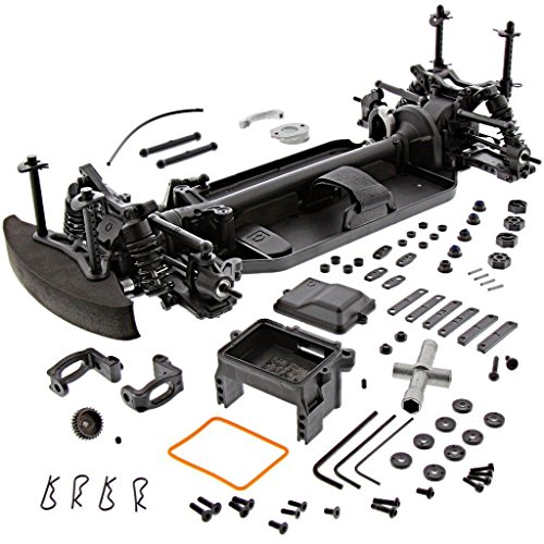 (HPI 1/10, READY- TO- RUN RS4 SPORT 3 DRIFT CAR ROLLING CHASSIS, ONE OF THE BEST CHASSIS WITH DRIVE TRAIN TO CREATE YOUR PERFECT DRIFT CAR 114356)