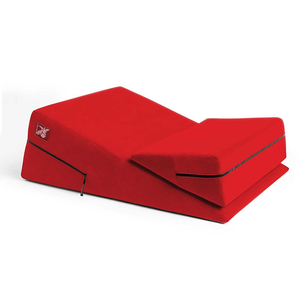 Wedge and - Ramp Combo (Red)