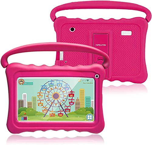 Tablet for Kids,Kids Tablet 7 Android Kids Tablets for Toddlers Kids Pre-Installed Learning Toy Tablet IPS Eye…