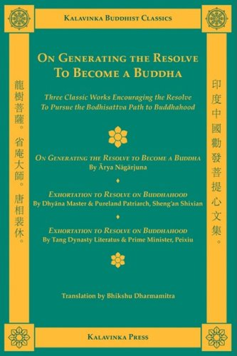 On-Generating-the-Resolve-to-Become-a-Buddha-Kalavinka-Buddhist-Classics