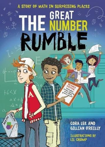 Download The Great Number Rumble: A Story of Math in Surprising Places pdf