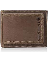Carhartt Leather Passcase Contrasting Stitch Basic Facts