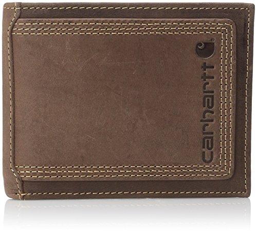 Carhartt Grain Leather Passcase Wallet