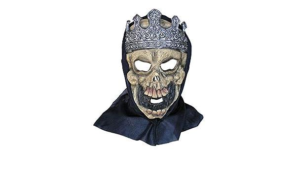 DISBACANAL Mascara Latex Esqueleto: Amazon.es: Juguetes y juegos