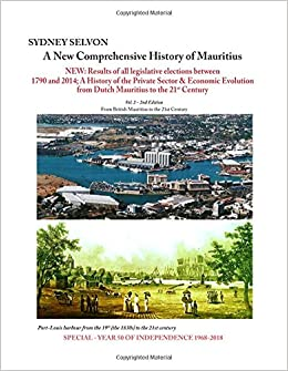A New Comprehensive History of Mauritius Volume 2: From British Mauritius to the 21st Century