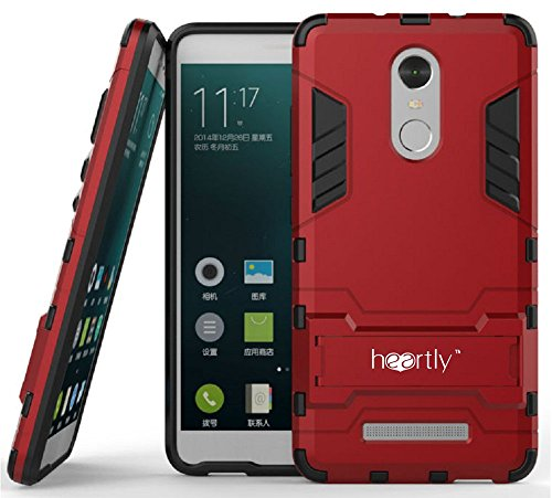 Xiaomi Redmi Note 3 Graphic Stand Hard Back Case By Heartly