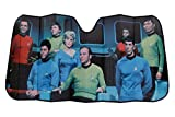 Plasticolor 003692R01 Star Trek Bridge Accordion Bubble Sunshade