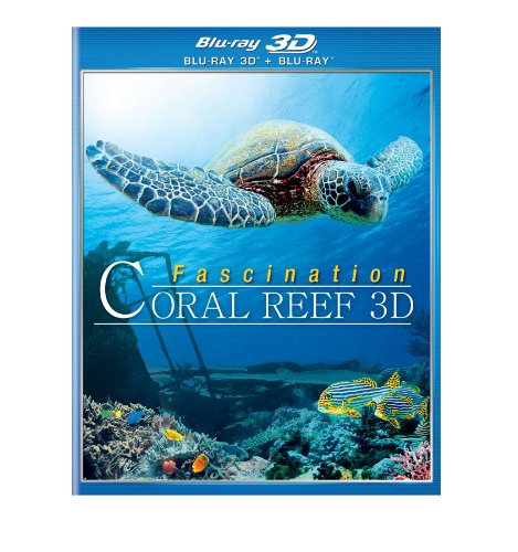 Fascination Coral Reef [Blu-ray] ()