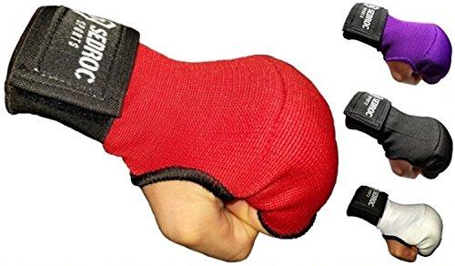 Sedroc Boxing GEL Hand Wrap Gloves Knuckle Guards Shields Fist Wraps Inner Handwraps MMA Muay Thai Training