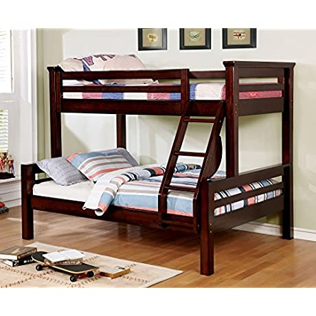 HOMES Inside Out IDF BK450TF Newton Bunk Bed Not Applicable Twin Full