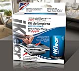 iKlear iPad Cleaning Kit - 3 Pack Spanish Language Packaging