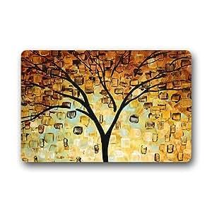 Árbol Arte Resistente de alta calidad Felpudo