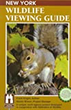 New York Wildlife Viewing Guide, Frank Knight, 1560445130