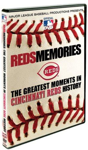 Cincinnati Reds Memory (Reds Memories: The Greatest Moments In Cincinnati Reds History)