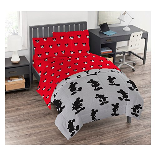 Mouse Sheets Mickey Clubhouse (Franco Disney Mickey Mouse Sheet Set Red Twin)