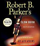 img - for Robert B. Parker's Slow Burn (Spenser) book / textbook / text book