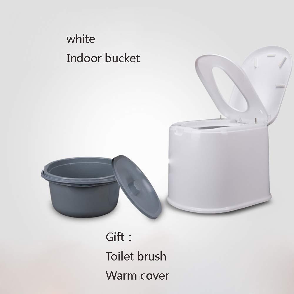Bewegliche Bewegliche Toilette Erweiterte Erhöhten Älteren Erwachsenen der Erwachsenen Frauen des Plastiktoilettensitzes,B
