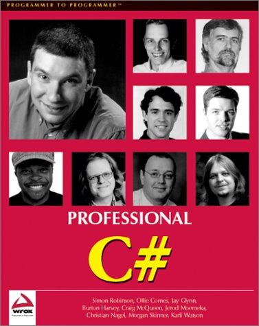 Download Professional C# (Beta 2 Edition) pdf epub