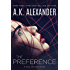 The Preference: A Holly Jennings Thriller