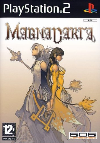 - Magna Carta (PS2) by 505 Games