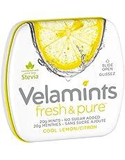 Velamints Lemon, 20 Grams (Pack of 6)