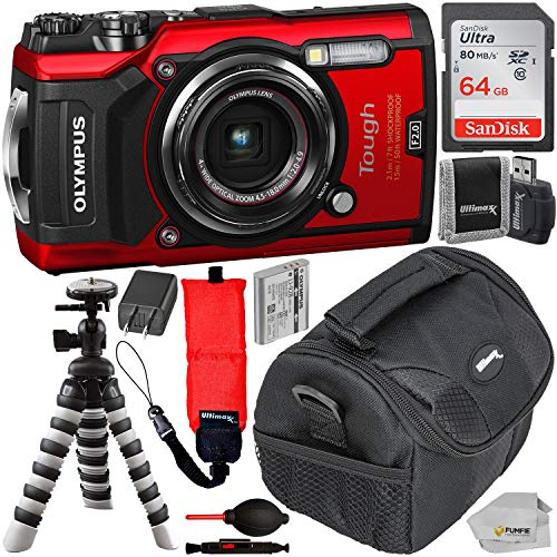 Digital Camera Tough Waterproof - 8