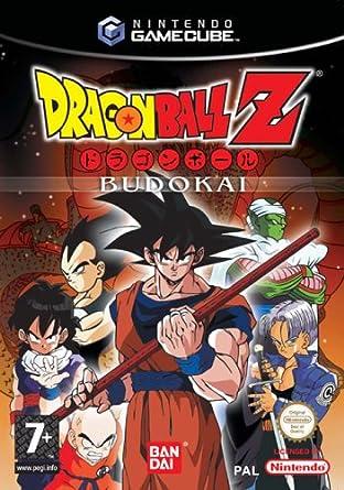 Dragon Ball Z: Budokai (Game Cube): Dragonball Z: Budokai