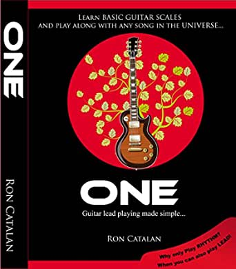 ONE: Guitar lead playing made simple (English Edition) eBook ...